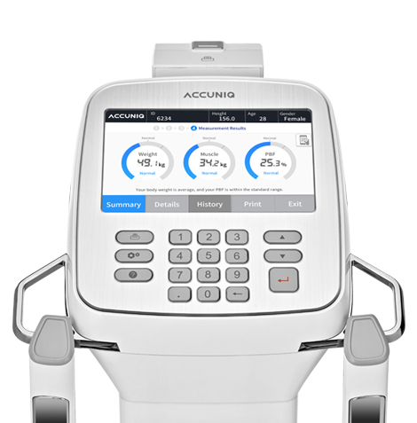 Accuniq body analyser